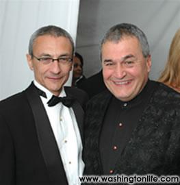 John and Tony Podesta