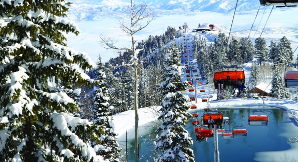 Vail Resorts, Inc. is adding new chairlifts and other amenities after buying Park City Resort in 2014.